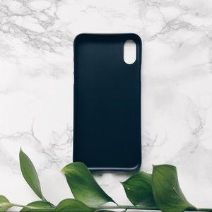 quality design adc3c 7e938 Mason iPhone X case // black iPhone X / 10 case